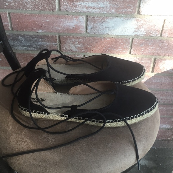 Mossimo Supply Co. Shoes - Mossimo Tie Up Espadrilles